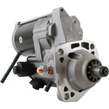 DB Electrical SND0753 New Starter for John Deere Tractor 7210 7405 7410 7505 7510 7515 7600 7610 414 Diesel Engine 1993-2015 Sprayer 4700 4710  228000-6540, 228000-6541 RE70473, RE70959,
