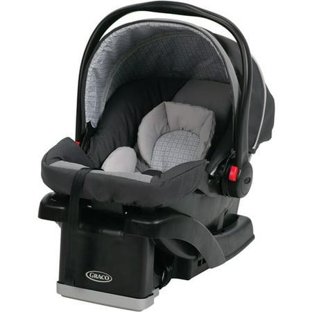 graco snugride 30 click connect baby infant car seat glacier 1926889. Black Bedroom Furniture Sets. Home Design Ideas