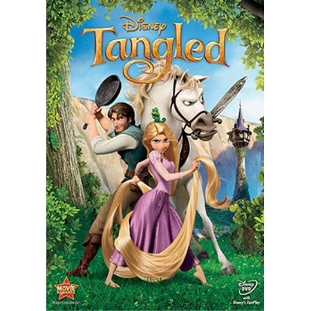 Tangled (DVD) - Cheap Disney Movies
