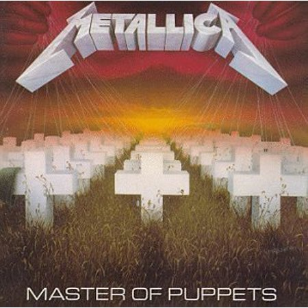Master of Puppets Original recording remastered Edition by Metallica (1990) Audio CD, By Format Audio CD from (Metallica Master Of Puppets Box Set Release Date)