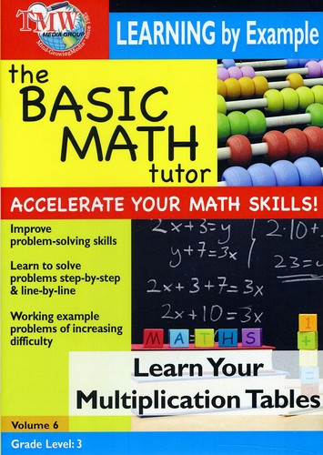 Basic Math Tutor: Learn Your Multiplication Tables by TMW MEDIA GROUP