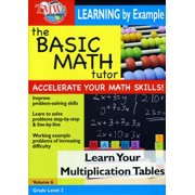Basic Math Tutor: Learn Your Multiplication Tables by