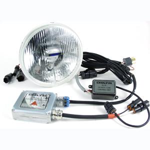 "1159 Series 7"" Headlight Hi/Lo with City Lights"