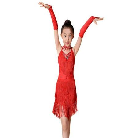 Outtop - Outtop Toddler Kids Girls Latin Ballet Dress Party Dancewear  Ballroom Dance Costumes - Walmart.com 1e0a74f1f575