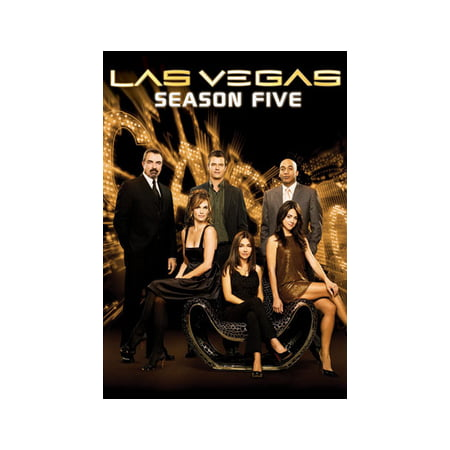 Las Vegas: Season Five (DVD) - Family Fun Halloween Las Vegas