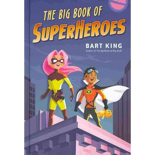 The Big Book of Superheroes