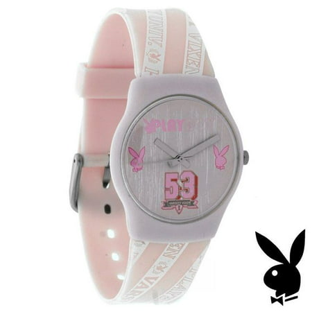 Pink Playboy Watch Bunny Logo VARSITY VIXEN Teens College Girls Ladies Women RARE HTF - Teen Vixen