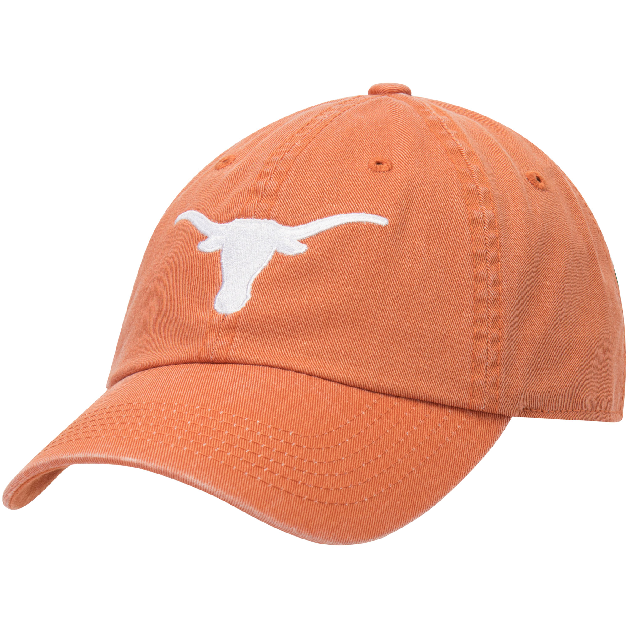 Men's Texas Orange Texas Longhorns Pigment Dye Adjustable Hat - OSFA