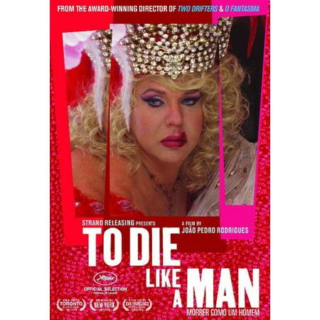 Image of To Die Like a Man