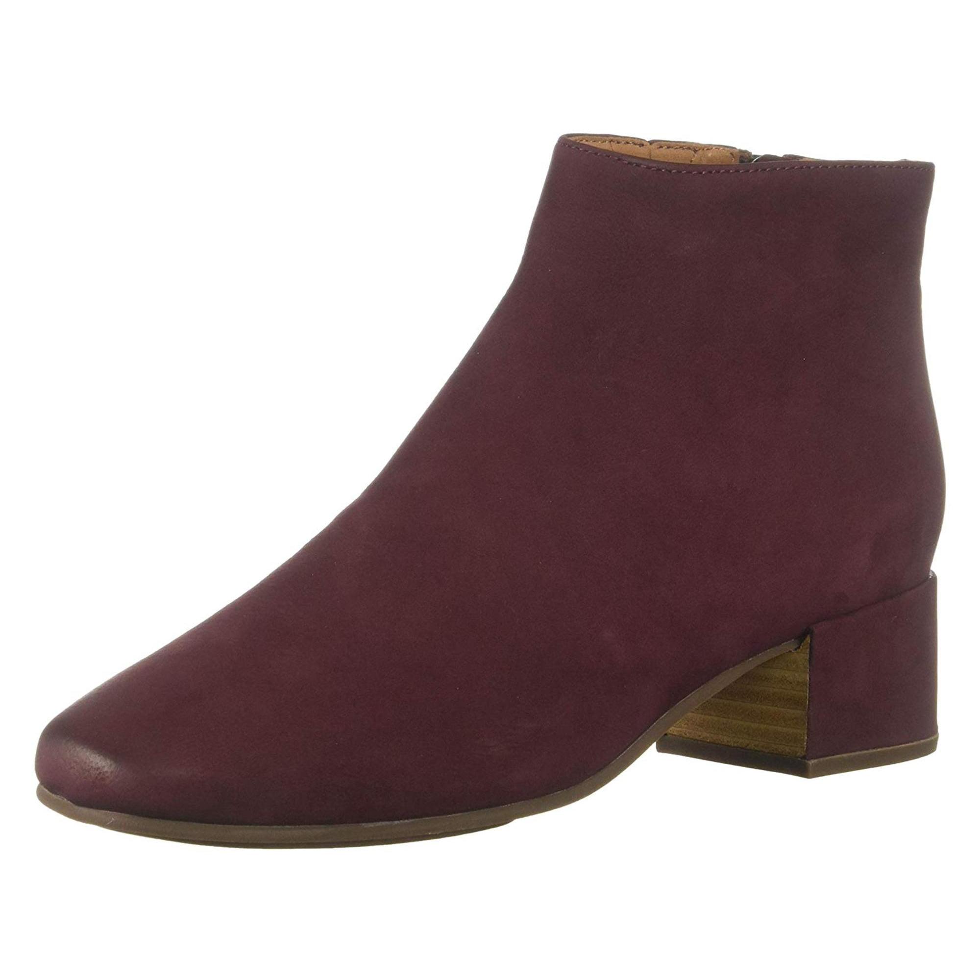 68742d40db514 Gentle Souls Women's Ella Low Heel Bootie Ankle Boot