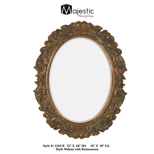 Majestic Mirror Traditional Beveled Mirror