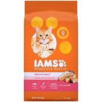 [Multiple Sizes] Iams Proactive Health Healthy Adult with Salmon & Tuna Dry Cat Food