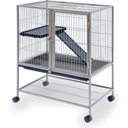 Prevue Pet Products Frisky Ferret Cage with Stand