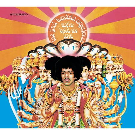 Message Heavy Duty Vinyl - Axis: Bold As Love (Vinyl)