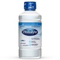 Pedialyte Electrolyte Solution, Hydration Drink, 1 Liter, Unflavored