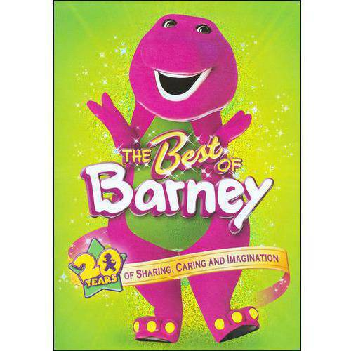 Best Of Barney: 20 Years Of Sharing, Caring And Imagination (Full Frame)