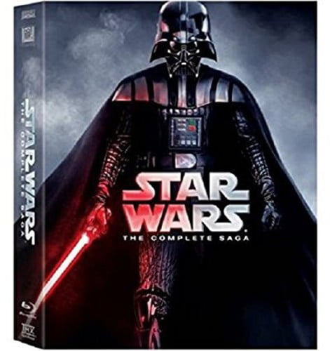 Star Wars: The Complete Saga (Blu-ray) (Widescreen) by NEWS CORPORATION