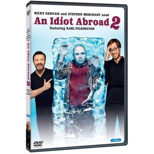 An Idiot Abroad: Season 2 (Anamorphic Widescreen)