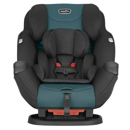 Evenflo® Symphony Sport All-In-One Car Seat, Blue Horizon