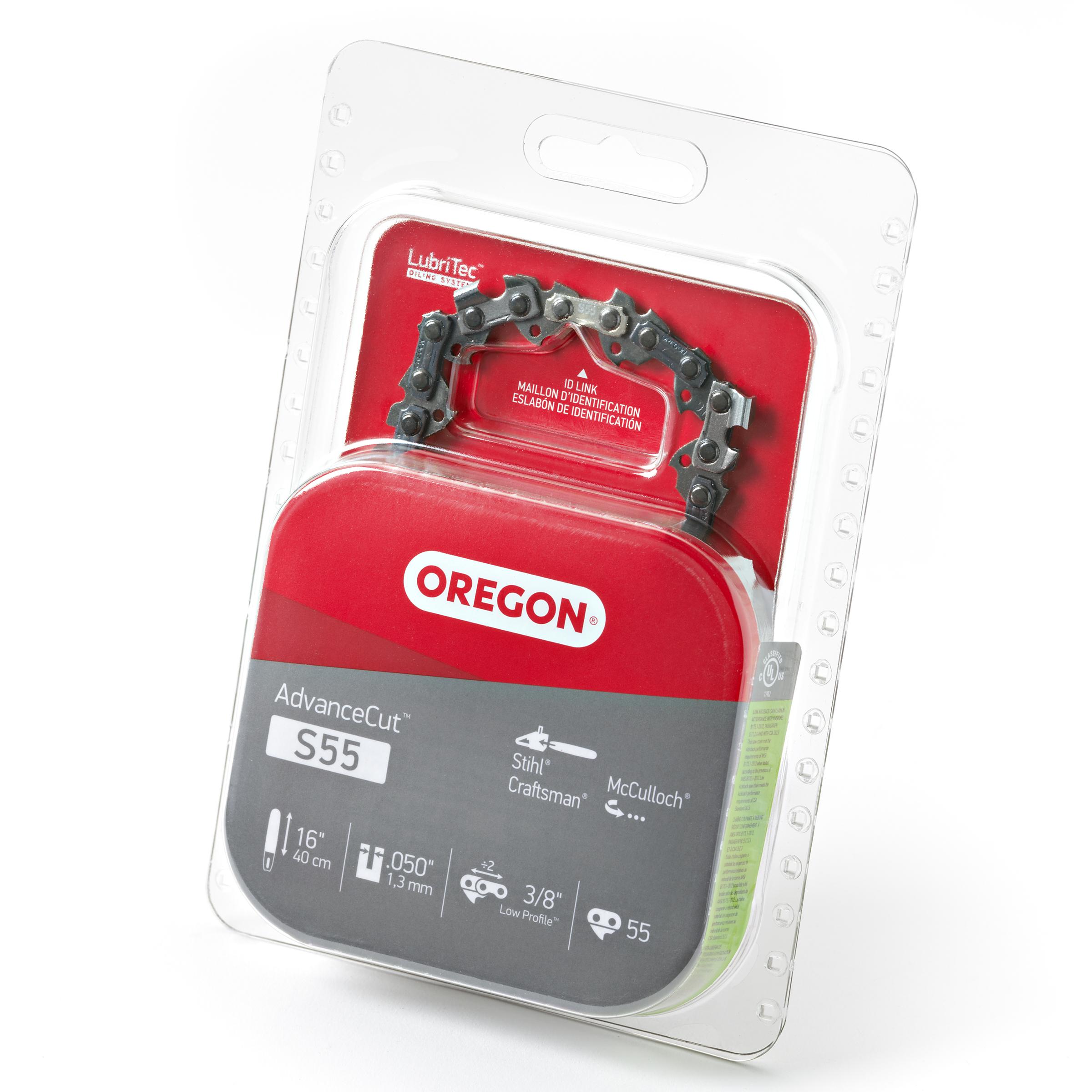 Oregon16-in AdvanceCut Saw Chain