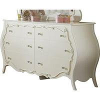 Acme Edalene Dresser, Pearl White