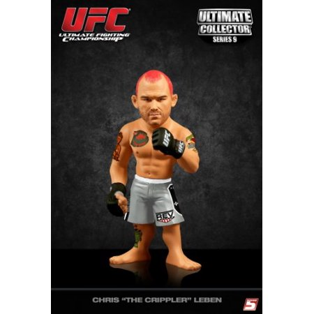 UFC Ultimate Collector Series 9 Chris The Crippler Leben - image 3 de 3