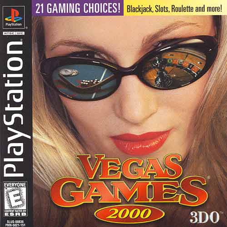 Vegas Games 2000 PSX (X Men Children Of The Atom Psx)
