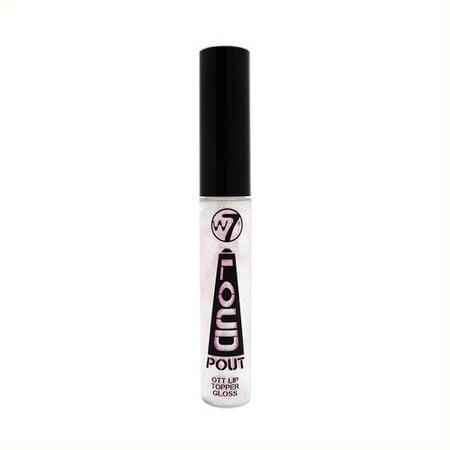W7 Loud Pout OTT Lip Topper Gloss Bold  Beautiful 0.24oz