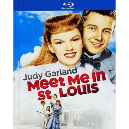 Meet Me In St. Louis (Blu-ray Book) (Full Frame)