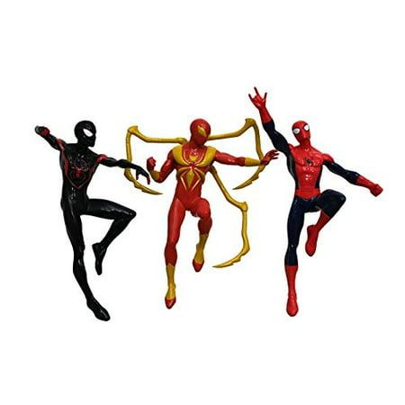 Mana Pool (Swim Pool Games - Swimways - Spider-Man Dive Characters 3-Pack New 27144 )