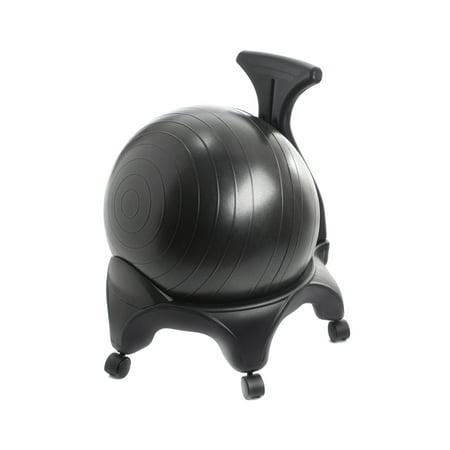 AEROMAT Stability Ball Chair 5-Legs