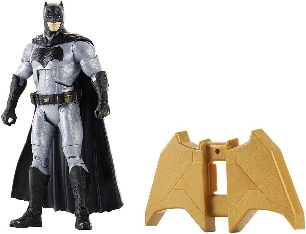 "Batman v Superman: Dawn of Justice Multiverse 6"" Batman Figure, Justice Superman... by"