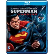 Dcu Superman: Unbound (Blu-ray) by WARNER HOME ENTERTAINMENT