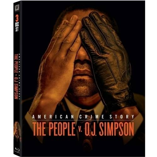 American Crime Story: The People V. O.J. Simpson (Blu-ray)