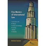 Five Masters of International Law - eBook
