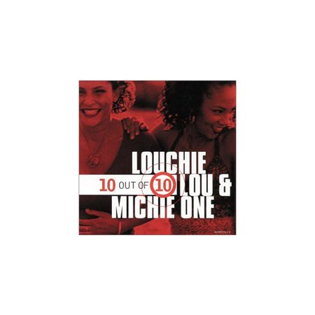 LOUCHIE LOU & MICHIE ONE - 10 OUT OF 10 [CD5/CASSETTE] [SINGLE]