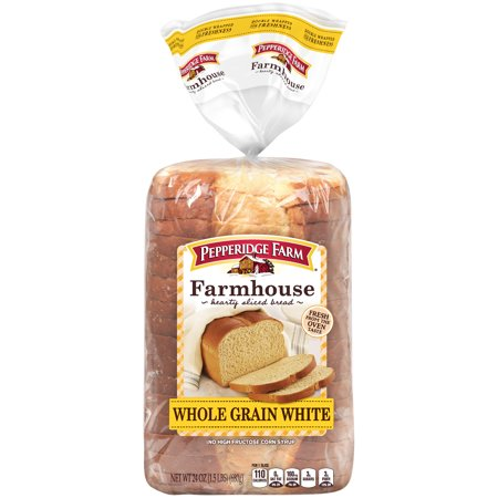 Pepperidge Farm Farmhouse Whole Grain White Hearty Sliced ...