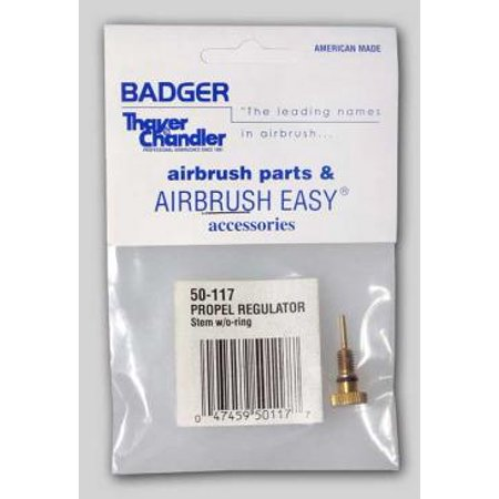 BADGER AIR BRUSH CO PROPEL RGLTR STEM W/OUT RING