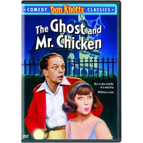 The Ghost And Mr. Chicken (Widescreen)