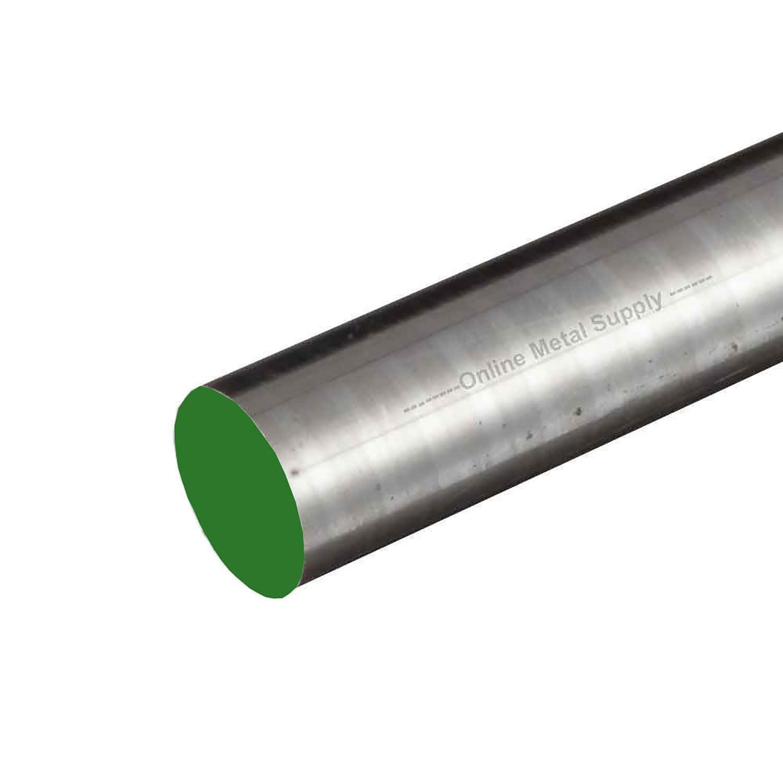 1.375 x 12 inches 1018 CF Steel Round Rod 1-3//8 inch