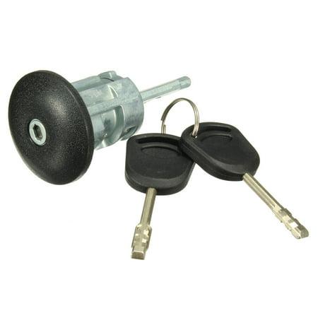FORD TRANSIT MK6 2000-2006 FRONT RIGHT DRIVERS SIDE DOOR LOCK BARREL + 2 KEYS - image 4 of 8
