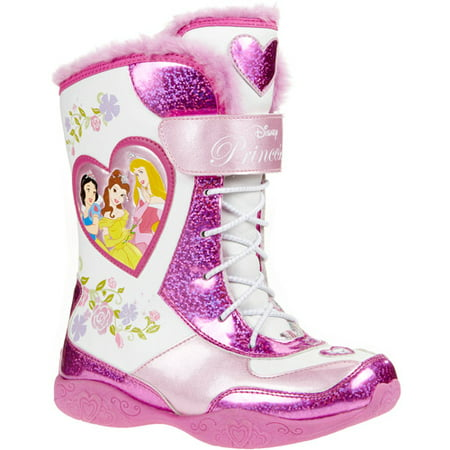 Disney - Disney - Toddler Girls' Princess Winter Boots