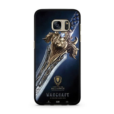 World Of Warcraft Sword Galaxy S7 Case