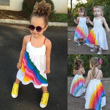 Designer Girls Dresses Sale (Princess Kids Baby Girls Dress Flower Party Tutu)