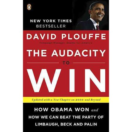 The Audacity to Win: How Obama Won and How We Can Beat the Party of Limbaugh, Beck, and Palin