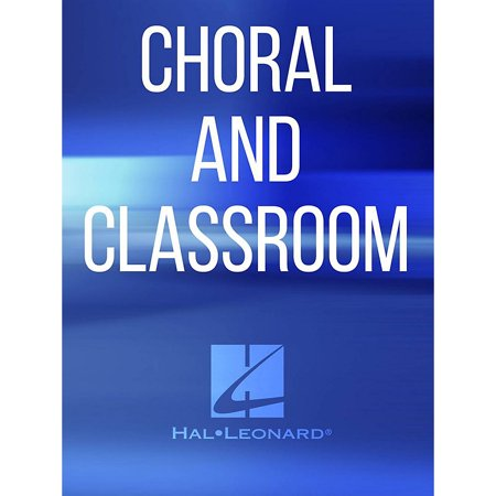 Hal Leonard Zip-A-Dee-Doo-Dah (Theme and Variations) SATB Arranged by Mac (Zip A Dee Doo Dah Sheet Music)
