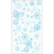 Sticko Stickers-Winter Snowflakes W/UV Accents