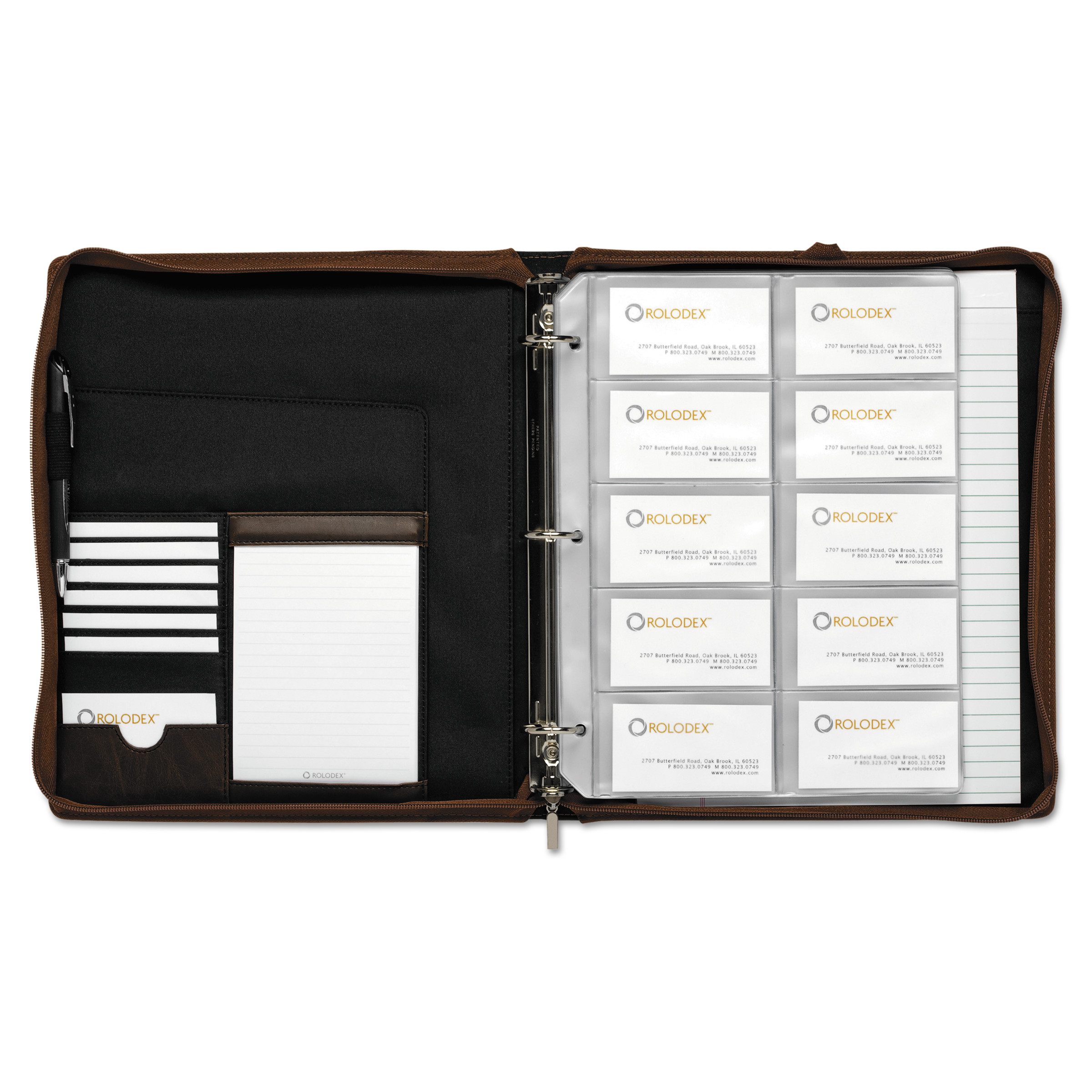 rolodex business card binder rolodex open rotary business card