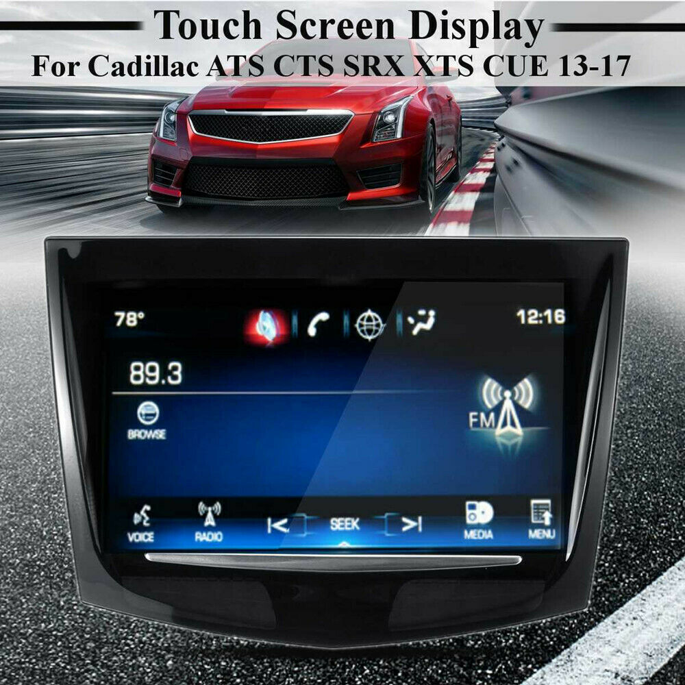 TouchSense Replacement Touch Screen Display OEM Cadillac ATS CTS SRX XTS CUE new