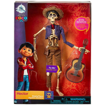 Disney / Pixar Coco Hector Singing Figure - Hector Barbossa
